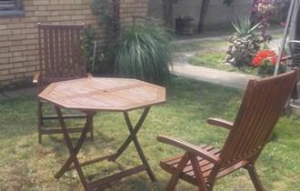 Vrtni stol i stolice