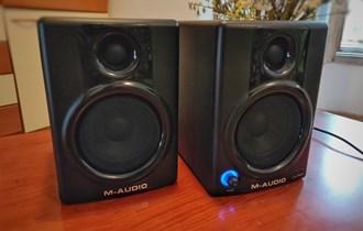 M-Audio AV40 aktivni monitori
