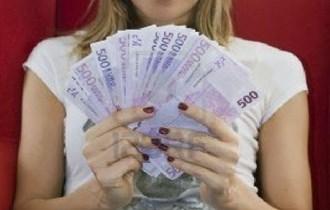 svjedočanstvo o financiranju od 20.000 € gospođi Vida