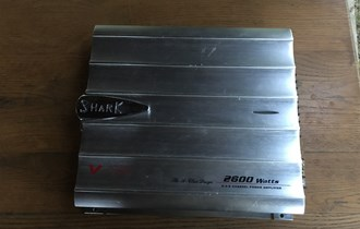 Prodajem pojačalo SHARK