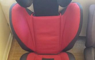 Auto sjedalice isofix - stolice za auto Romer 2 komada kao nove 15-36kg