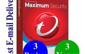 Trend Micro Maximum Security 3 Računala GLOBAL Ključ 3 godine