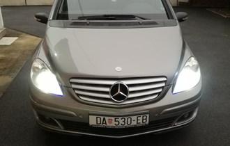 Mercedes-Benz B-klasa 180 CDI