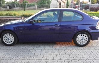 BMW serija 3 Compact 318 ti,** 2002 g**, reg. 12/2018**SNIŽENO**PRILIKA**