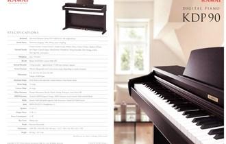 Digitalni pianino Kawai KDP 90 kao nov, prodajem