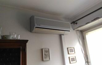 Klima uređaj York MHH09N17, demontiran