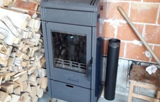 peć na drva PLAMEN VESTA