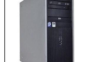 HP Compaq Business Desktop dc7900 - Intel Core 2 Quad Q9400 @ 2.66ghz