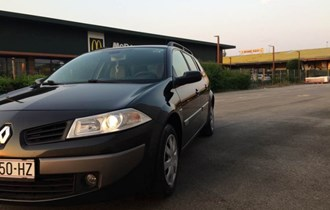 Renault Megane Grandtour 1.5 dCi 78 kw 6 brzina**reg.god.dana**servisna**odlično stanje**