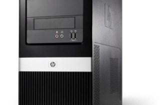 Kompjuter HP dc2400,Intel Quad core Q6600 2,40Ghz,4gb ram,Win 10 !