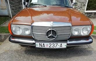 Mercedes-Benz 123 200 D