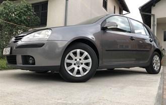 VW Golf V 1,9 TDI/ COMFORTLINE/ 6.BRZINA/ MODEL 2008/ REG.GOD DANA.!!