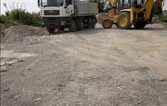 Iskop* nasip* asfaltiranje