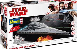Maketa Star Wars Imperial Star Destroyer _N_