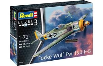 Maketa avion FOCKE WULF FW 190 F8 _N_