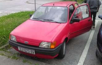 Ford Fiesta 1.1,3 vrata, NA IME KUPCA