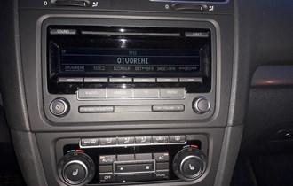 VW RADIO GOLF 6 RCD KAO NOV