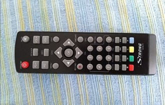 STRONG daljinski upravljač za MPEG4 DVBT digitalni prijemnik/receiver
