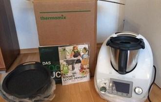 Robot za kuhanje Thermomix
