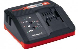 Einhell brzi punjač za baterije 18V Power X-Change, novo nekoristeno