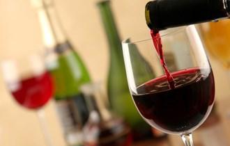 Domace mjesano crno vino