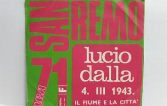 Singlica: Lucio Dalla – 4. III 1943.