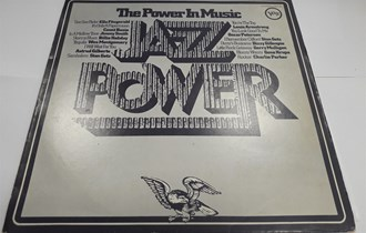 Various – Verve Jazz Power - The Power In Music