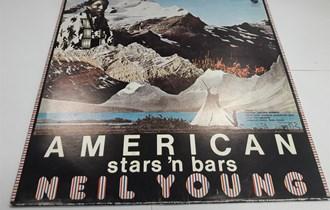 gramofonska ploča: Neil Young – American Stars N Bars