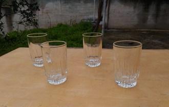 Male čaše, 4 komada