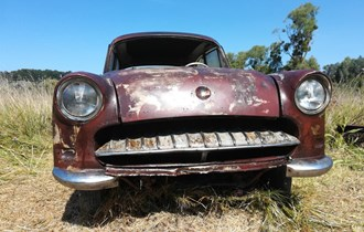 Oldtimer Opel Rekord 1956.g