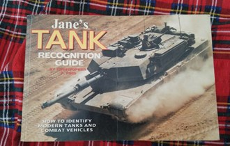 JANES TANK RECOGNITION GUIDE Christopher Foss 1996