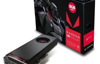 Sapphire RX Vega 64 8G HBM2
