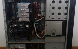 Gaming PC - i7 2600k - 16GB RAM - GTX1060 6GB - 256 GB SSD + 1TB HDD