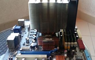 AMD Phenom II 920 s 8GB + Nvidia Zotac GTX 1060 Mini 3GB