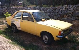 Prodajem Opel Kadett c