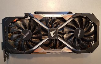 GIGABYTE AORUS GeForce® GTX 1080Ti 11G - jamstvo!