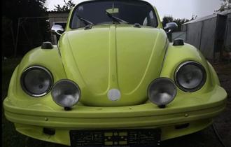 VW BUBA 1200j