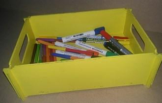 Kutija za igračke,kutija za alat, za odlaganje stvari