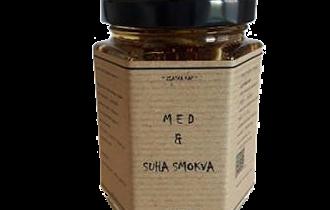 MED & SUHE SMOKVE 230GR