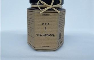 MED & SUHE BRUSNICE 230GR