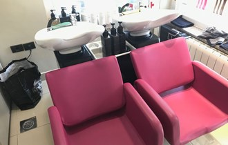 oprema za frizerski salon