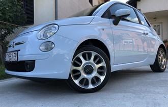 Fiat 500 1,3 JTD, MULTIJET, SPORT, JEDINSTVEN PRIMJERAK U H.R, REG.GOD DANA.!!