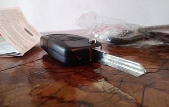 Kamera ugradjena u kuciste kljuca