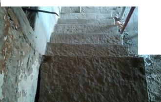 Stare kamene stepenice