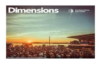 Festivalska ulaznica za Dimensions festival