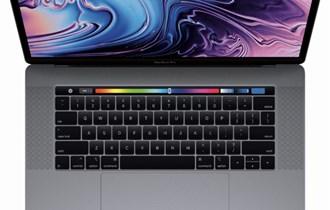 Apple MacBook Pro 15 Touch bar model 2018.g.- i7-16GB-AMD Pro 555X-SSD 256GB - NAJNOVIJI MODEL - NOVI - ZAPAKIRAN