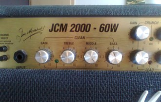 Marshall JCM 2000 TSL 601 60w