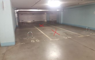 Garažno parkirališno mjesto