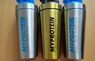 Myprotein Steinless steel shaker 750ml - 65kn