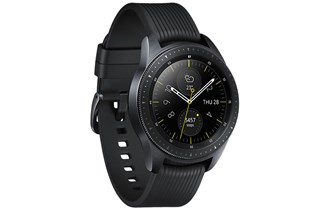 Samsung Watch 42mm crni